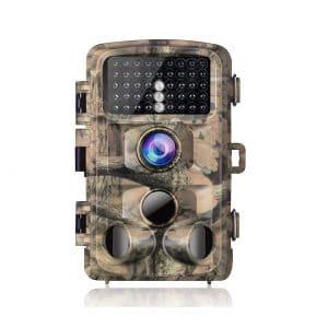 Campark 14MP 1080P Trail Game Camera