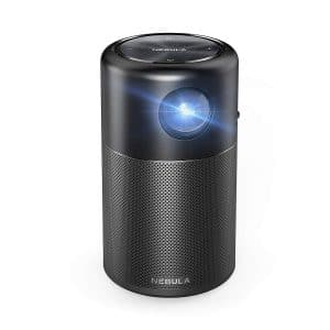 Anker Nebula Capsule Smart Portable Wi-Fi Mini LCD projector