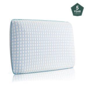 Mindful Design Cooling Memory Foam Pillow