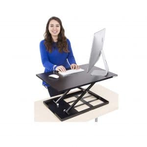 Stand Steady Standing X-Elite Desk