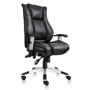 Smugdesk Executive Office Chair Bonded Leather