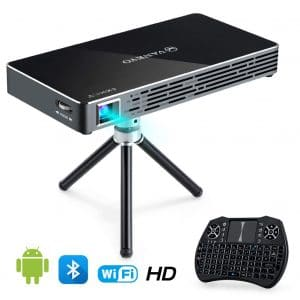 VANKYO Passport M50 DLP LCD Mini Projector