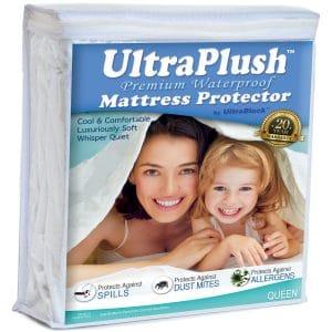 UltraPlush Premium Queen Size Protector