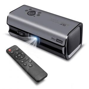 Hibeam Portable Home Theater Projector