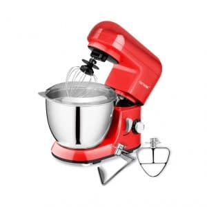 CHEFTRONIC SM-985 Stand Mixers, 4.2qt –Red