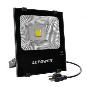 LEPOWER 50W New Craft LED Flood Lights