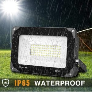 Onforu 2 Pack 60W LED Flood Light