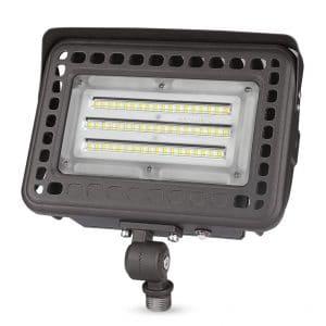 Knuckle Mount LED Flood Light